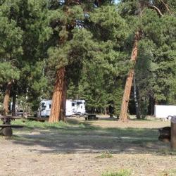 Davis Lake Camping Weekend
