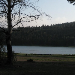 Davis Lake Camping Weekend