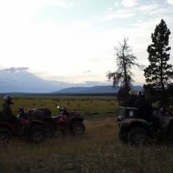 Ride to Gasbard Lake