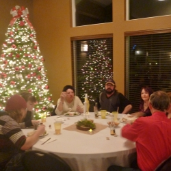 Eagle Wind RV Christmas Party