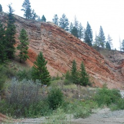 More Red Bluffs