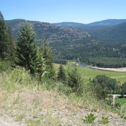 Kettle River from Trans Canada Trail