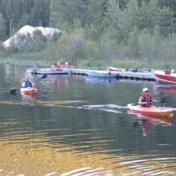 Love those Kayaks