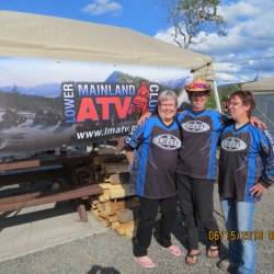 LMATV Jerseys at Leighton Lake June 2013