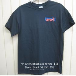 """""""T"""" Shirt M-XXXL  $15"""