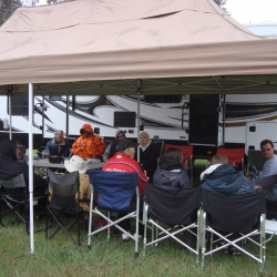 Logan Lake 2014 Thanks for the big tent