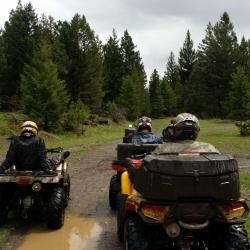 Ride to Leighton lake May long weekend