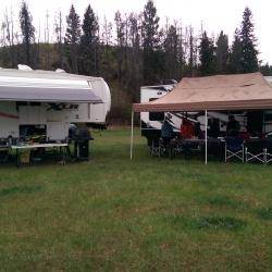 Logan Lake Camping
