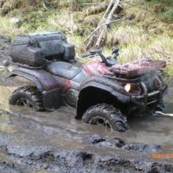 Logan Lake mud