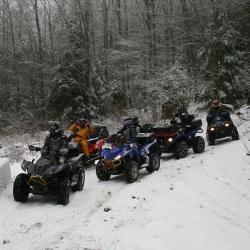 Vedder Mtn snow Ride