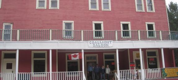 Labour Day 2020 at Coalmont (Granite City)